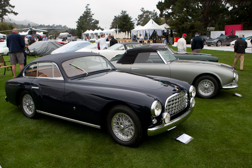 Ferrari 340 America Ghia Coupe - Chassis: 0148A   - 2011 The Quail, a Motorsports Gathering