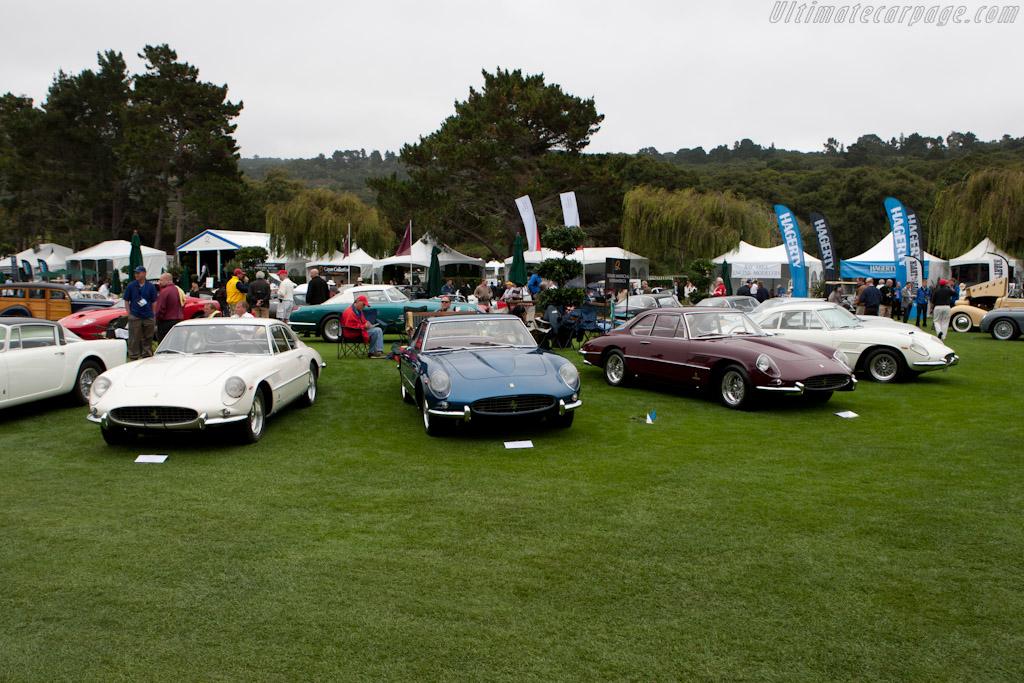 Ferrari 400 SuperAmerica - Chassis: 4465SA   - 2011 The Quail, a Motorsports Gathering