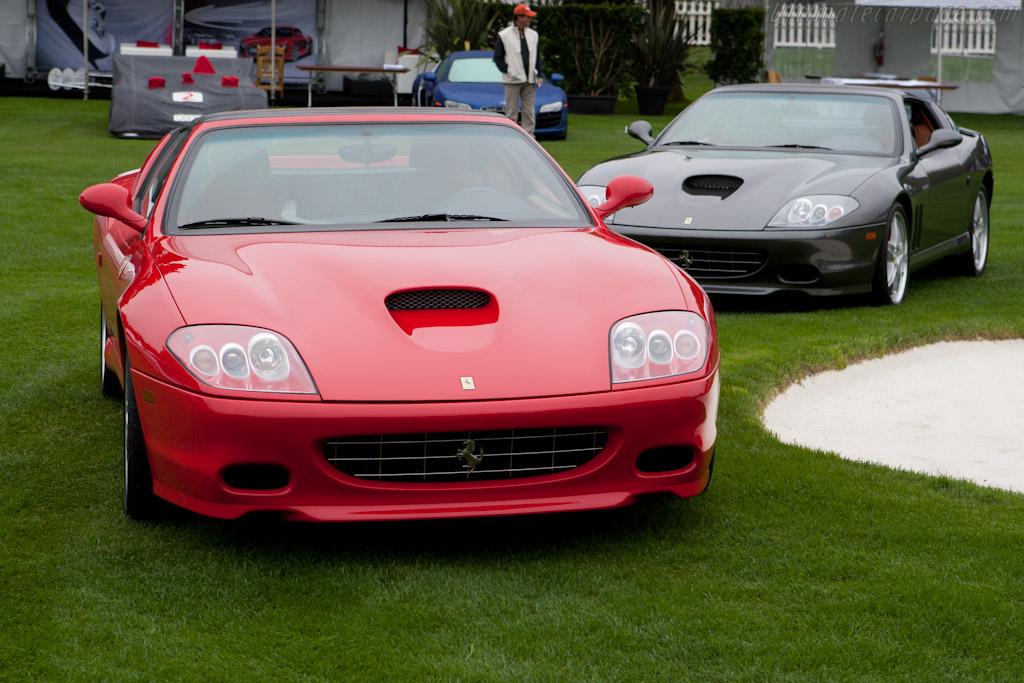 Ferrari 575M SuperAmerica    - 2011 The Quail, a Motorsports Gathering