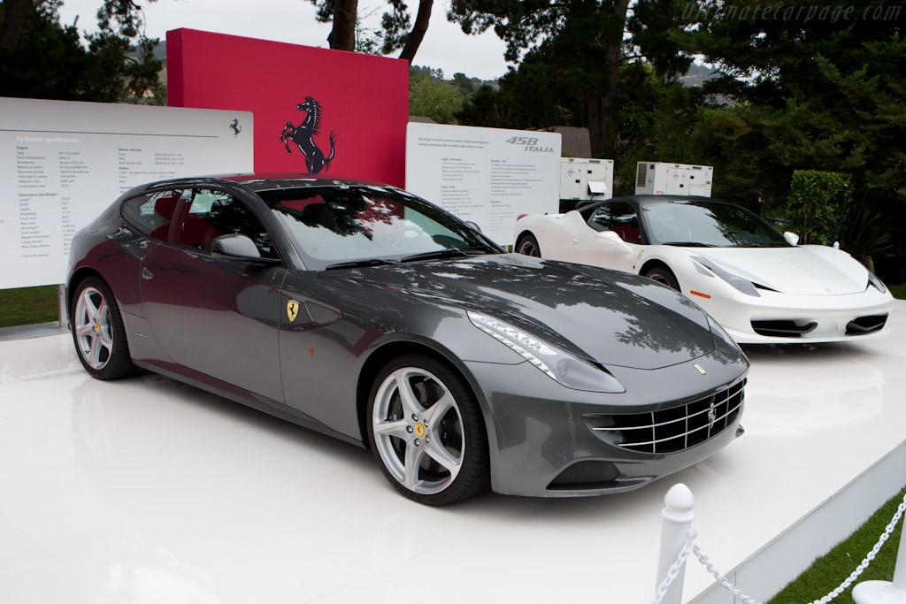 Ferrari FF    - 2011 The Quail, a Motorsports Gathering