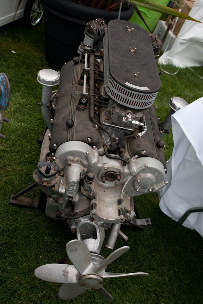 Ferrari V12    - 2011 The Quail, a Motorsports Gathering