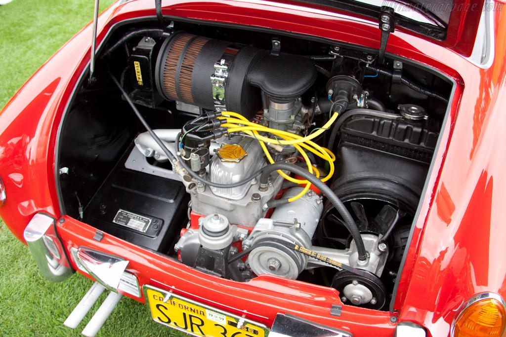 Fiat-Abarth 750 Zagato Coupe    - 2011 The Quail, a Motorsports Gathering