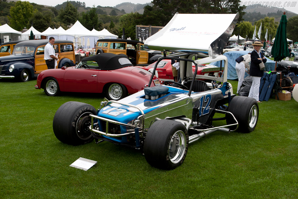 Hall Supermodified Special    - 2011 The Quail, a Motorsports Gathering