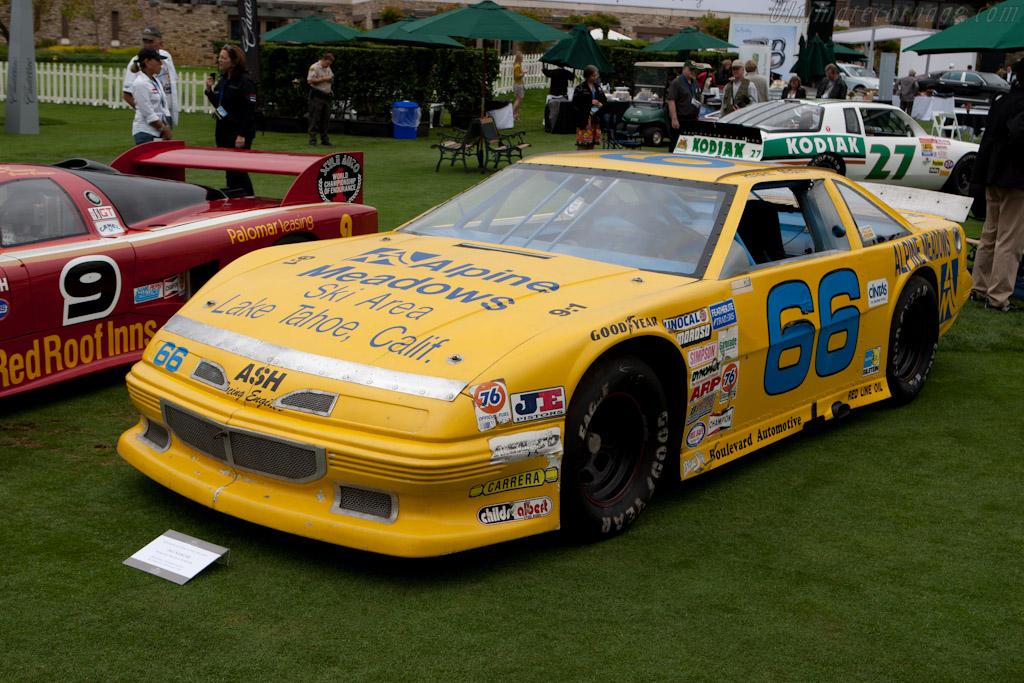 Herschel McGriff NASCAR    - 2011 The Quail, a Motorsports Gathering