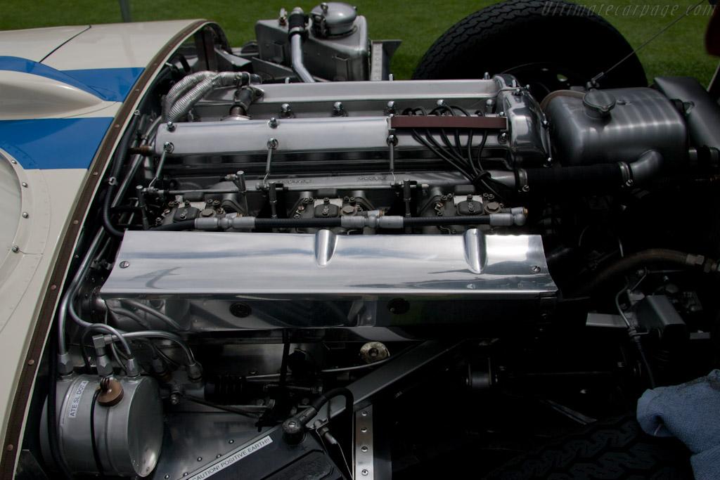 Jaguar D-Type - Chassis: XKD 528  - 2011 The Quail, a Motorsports Gathering