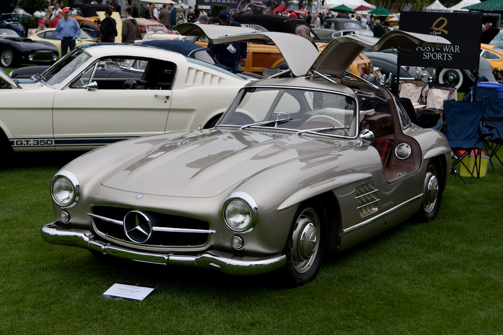 Mercedes-Benz 300 SL    - 2011 The Quail, a Motorsports Gathering