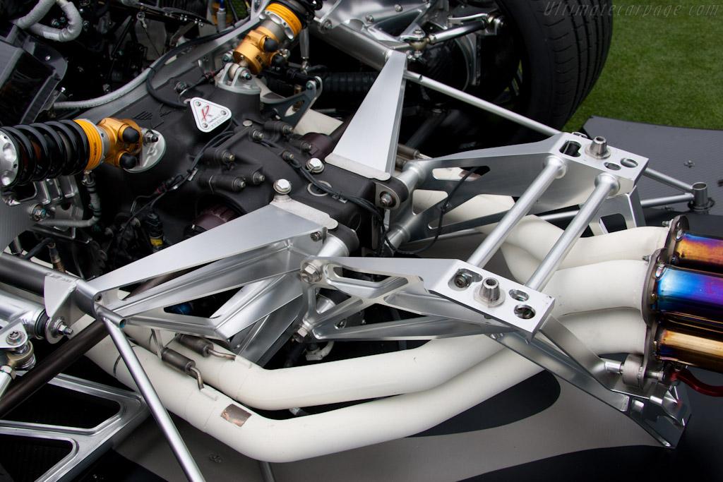Pagani Zonda R    - 2011 The Quail, a Motorsports Gathering