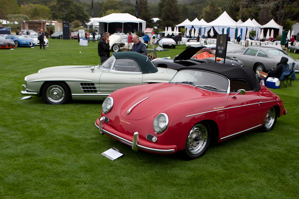 Porsche 356 Carrera Gs Speedster 2011 The Quail A