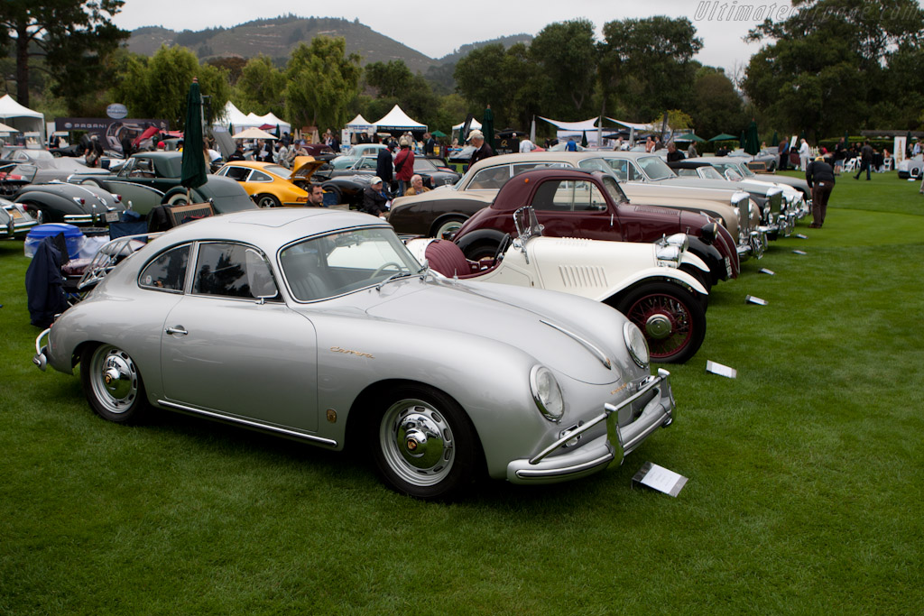 Porsche 356A Carrera Sun-Roof Coupe    - 2011 The Quail, a Motorsports Gathering