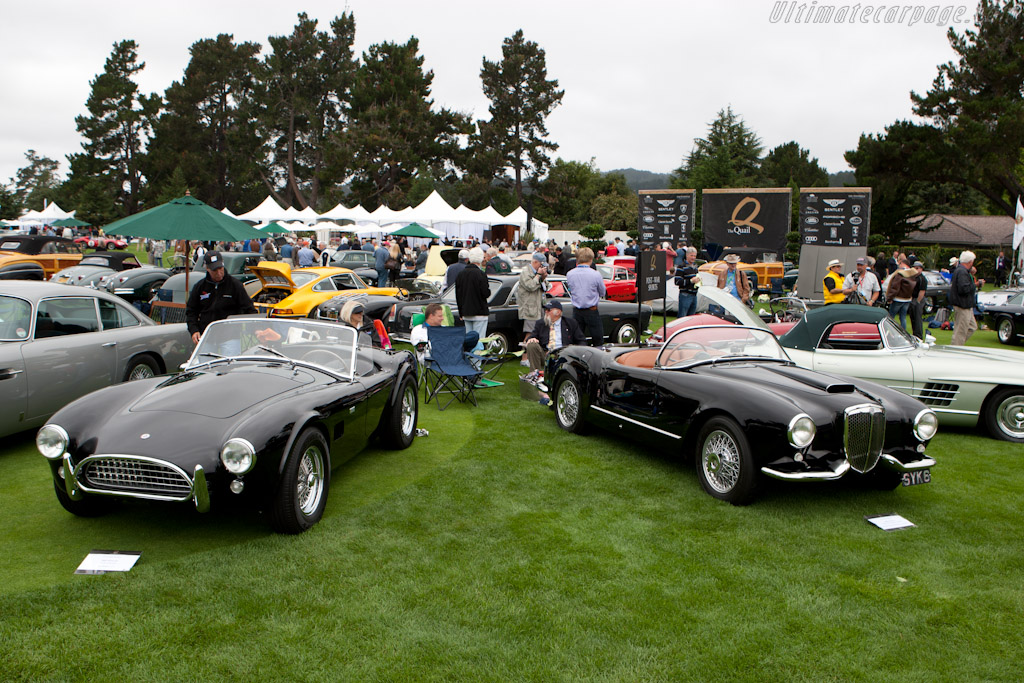 Post-War Sports Cars    - 2011 The Quail, a Motorsports Gathering