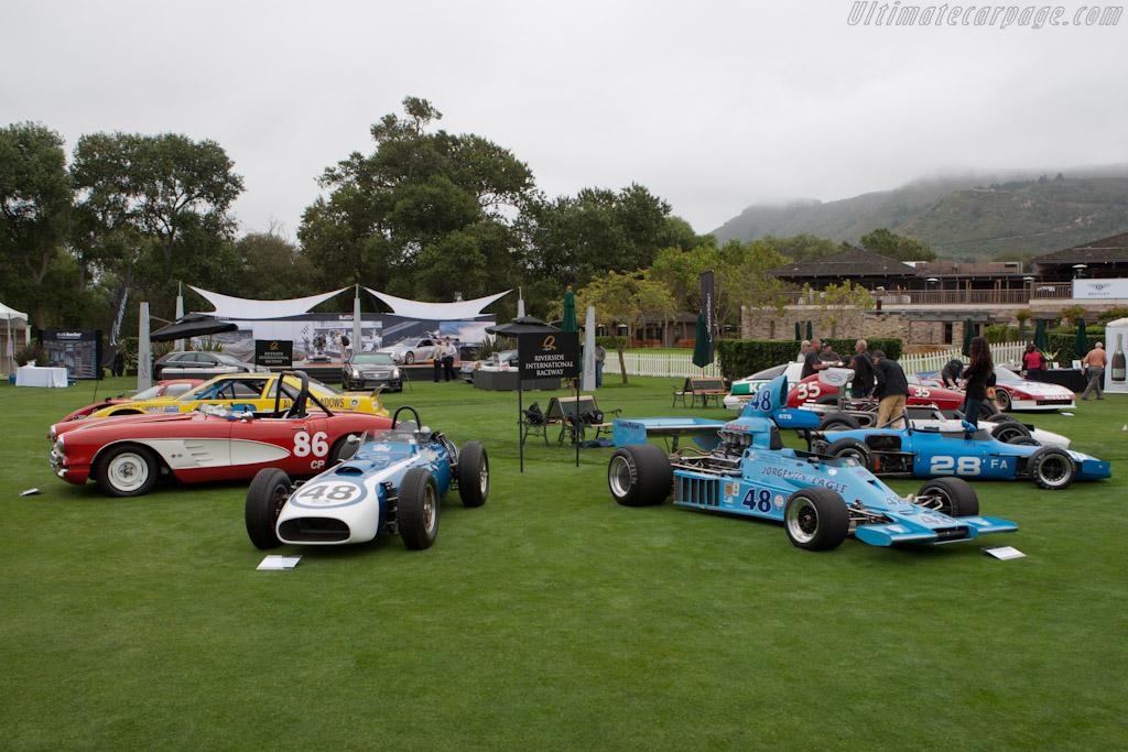 Riverside International Raceway    - 2011 The Quail, a Motorsports Gathering