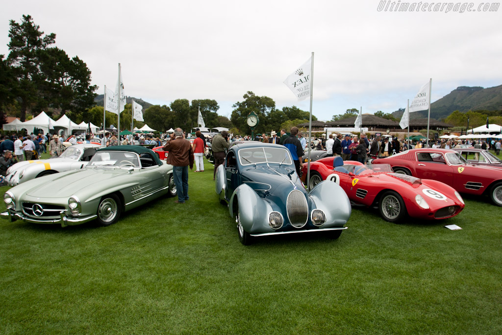 Rolex Circle of Champions    - 2011 The Quail, a Motorsports Gathering