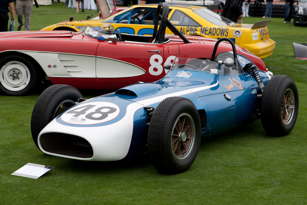 Scarab F1 Offenhauser - Chassis: 002   - 2011 The Quail, a Motorsports Gathering