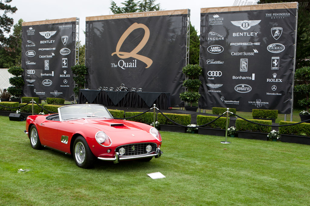 Welcome to the Quail Lodge - Chassis: 2311SA   - 2011 The Quail, a Motorsports Gathering