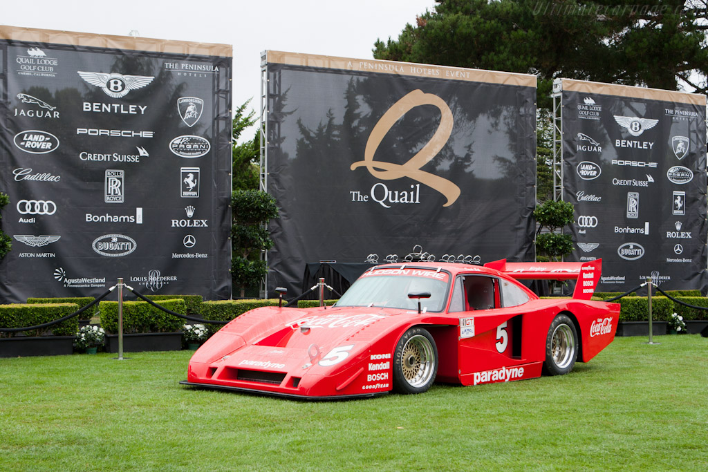 Welcome to the Quail Lodge - Chassis: 935-84  - 2011 The Quail, a Motorsports Gathering