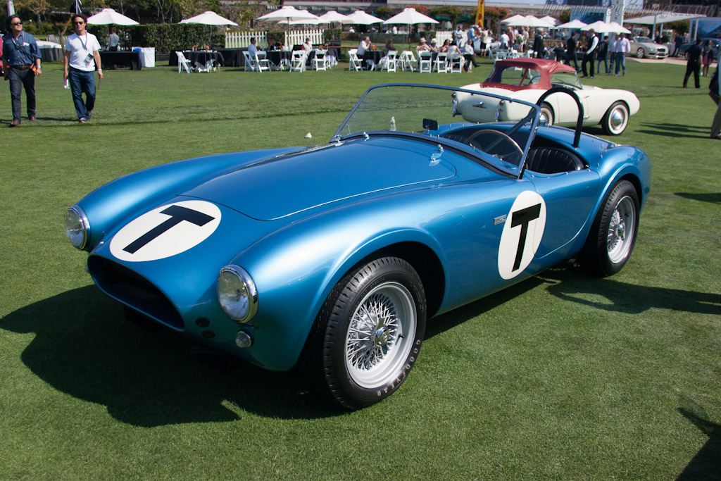 AC Shelby Cobra 260 - Chassis: CSX2005   - 2012 The Quail, a Motorsports Gathering