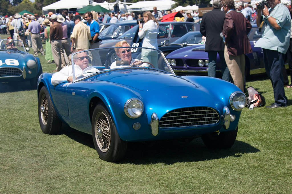 AC Shelby Cobra 260 - Chassis: CSX2000   - 2012 The Quail, a Motorsports Gathering