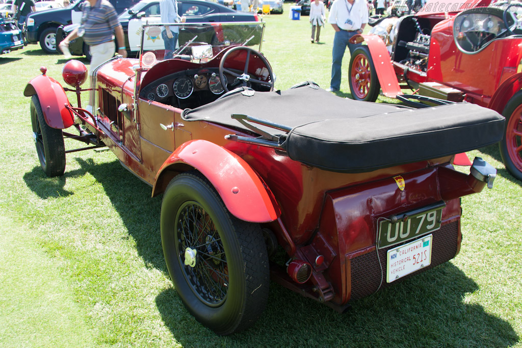Alfa Romeo 6C 1750 SS - Chassis: 0312909   - 2012 The Quail, a Motorsports Gathering