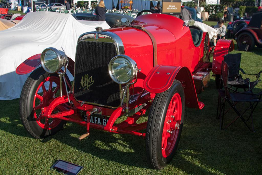 Alfa Romeo G1 - Chassis: 6018  - 2012 The Quail, a Motorsports Gathering