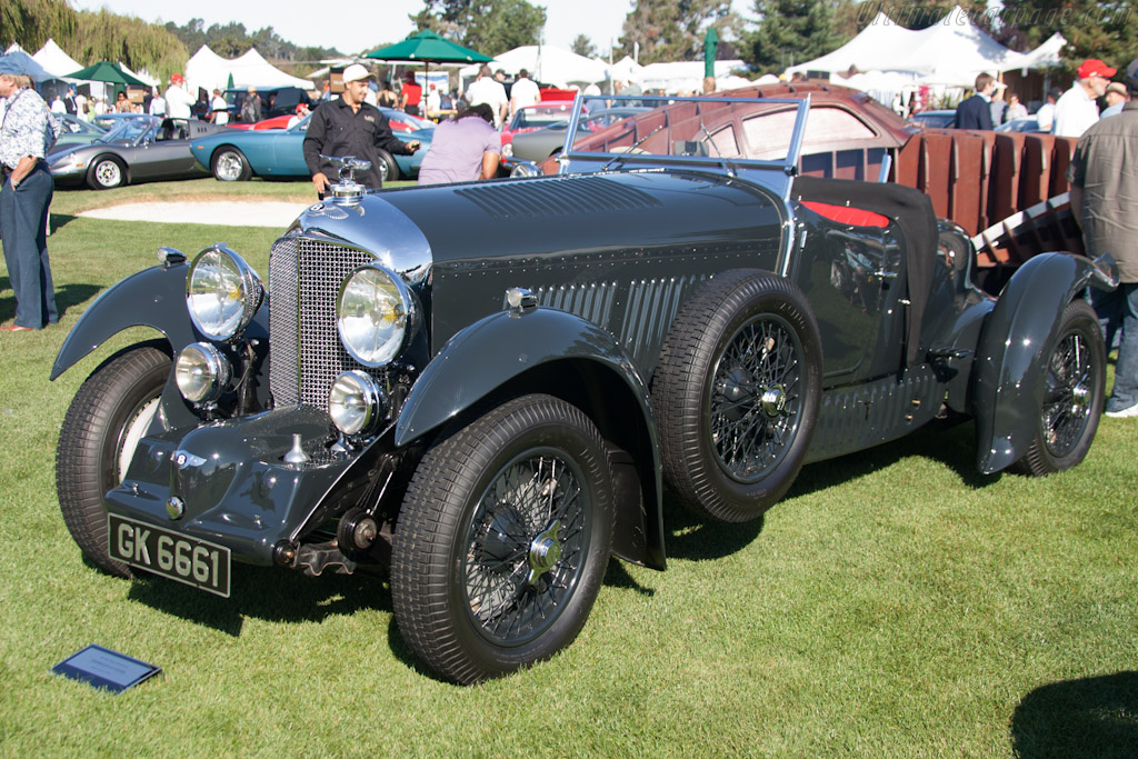 Bentley 4.5 Litre Blower Gurney Nutting Tourer - Chassis: SM3909   - 2012 The Quail, a Motorsports Gathering