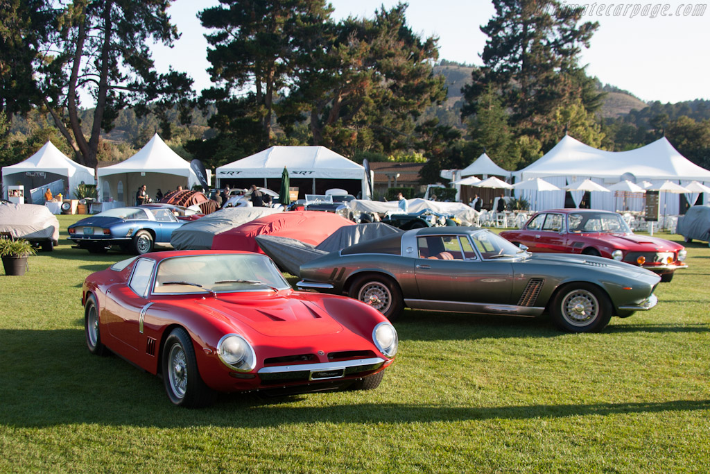 Bizzarrini 5300 GT    - 2012 The Quail, a Motorsports Gathering