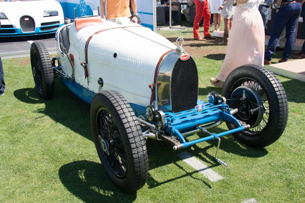 Bugatti Type 37    - 2012 The Quail, a Motorsports Gathering