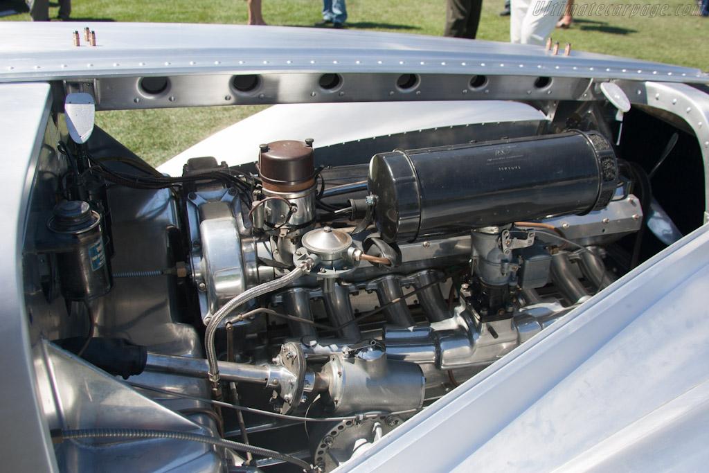 Bugatti Type 64    - 2012 The Quail, a Motorsports Gathering