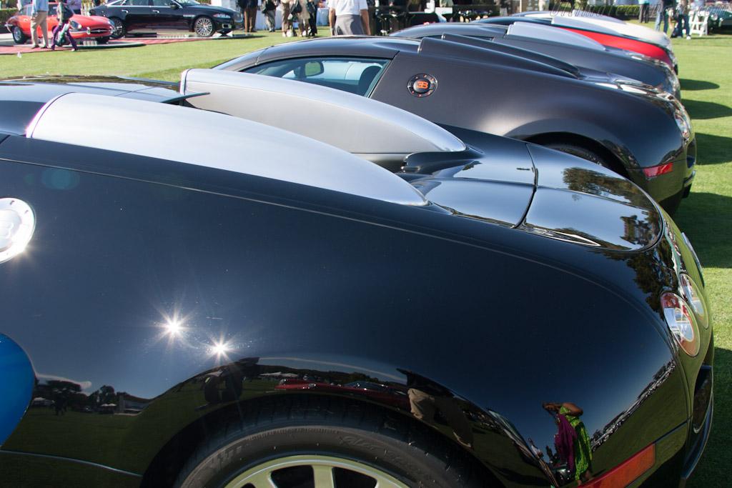 Bugatti Veyron    - 2012 The Quail, a Motorsports Gathering