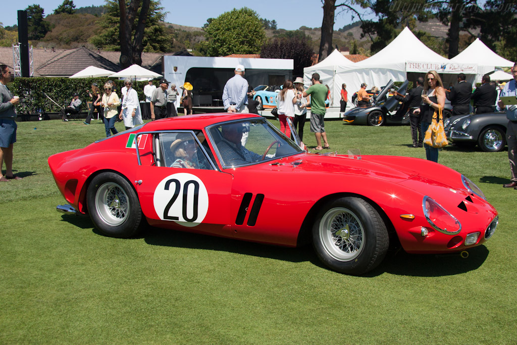 Ferrari 250 Gto Chassis 4757gt 2012 The Quail A