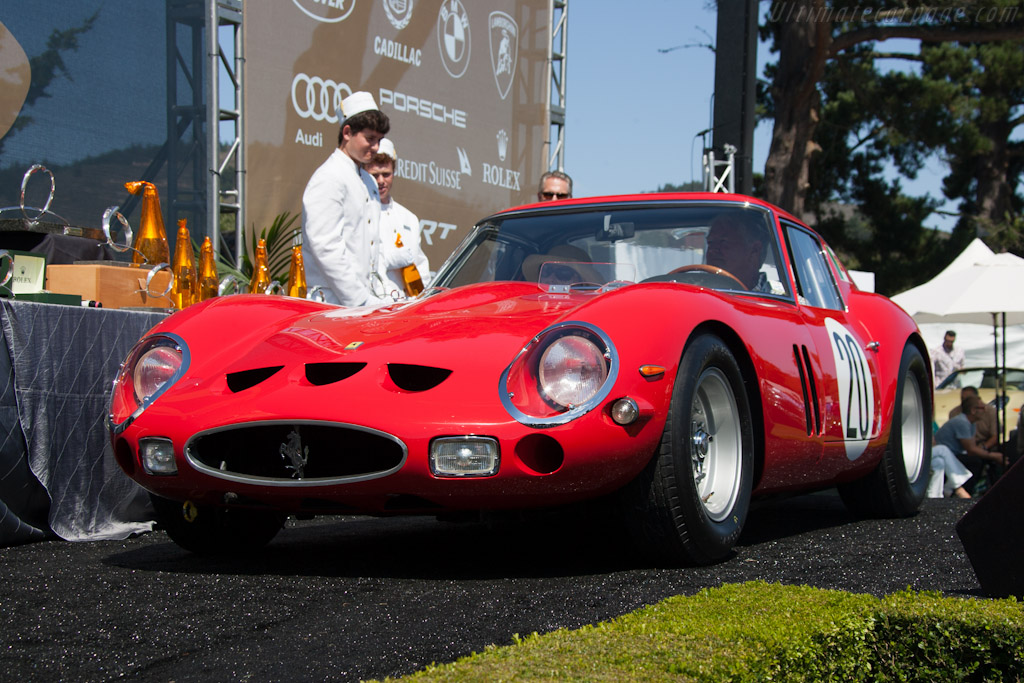 Ferrari 250 GTO - Chassis: 4757GT   - 2012 The Quail, a Motorsports Gathering