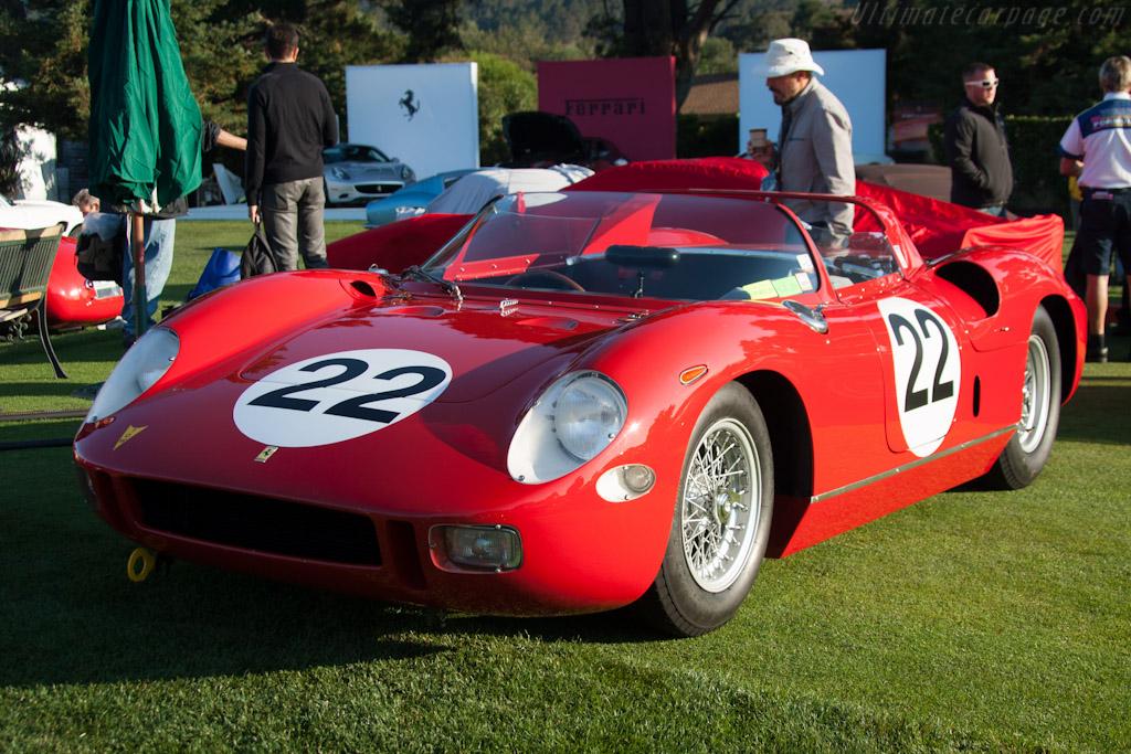 Ferrari 250 P - Chassis: 0812   - 2012 The Quail, a Motorsports Gathering