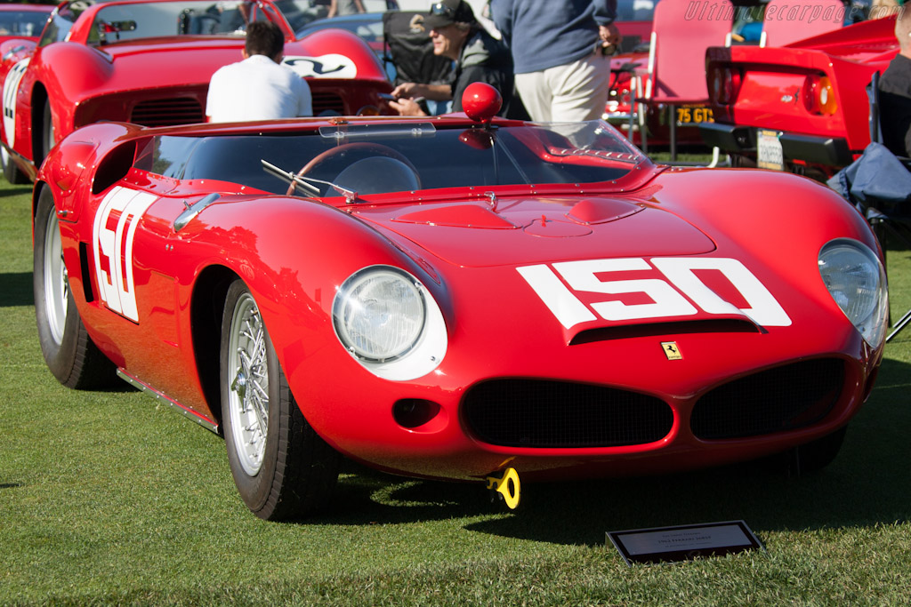 Ferrari 268 Dino SP - Chassis: 0802   - 2012 The Quail, a Motorsports Gathering