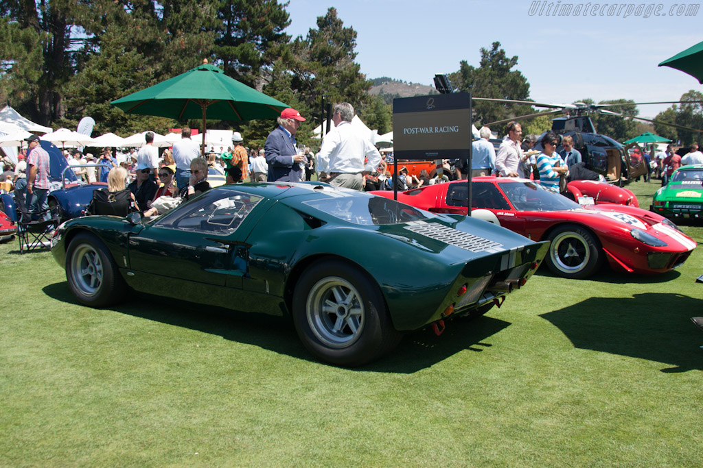 Ford GT40 - Chassis: GT40P/1034   - 2012 The Quail, a Motorsports Gathering