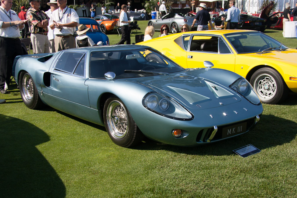 Ford GT40 Mk 3 - Chassis: M3/1105   - 2012 The Quail, a Motorsports Gathering
