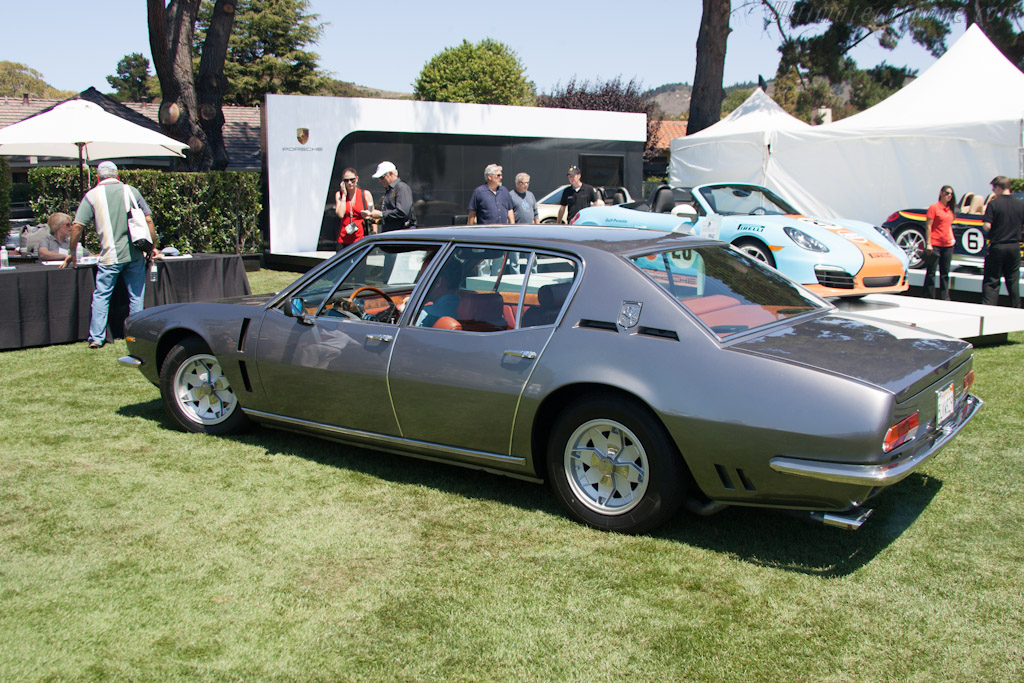 Iso Fidia    - 2012 The Quail, a Motorsports Gathering