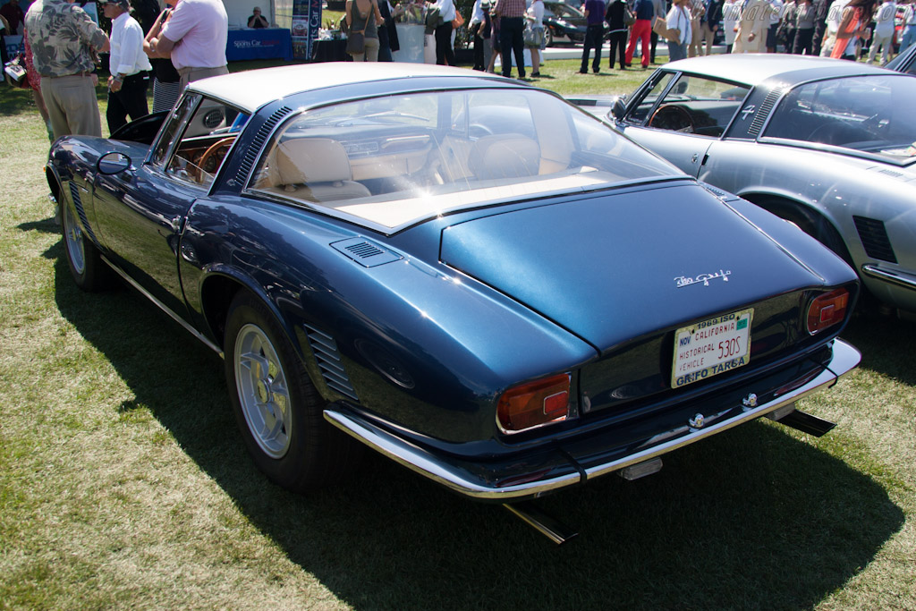 Iso Grifo    - 2012 The Quail, a Motorsports Gathering