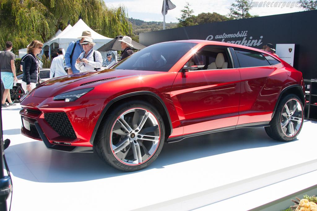 Lamborghini Urus    - 2012 The Quail, a Motorsports Gathering
