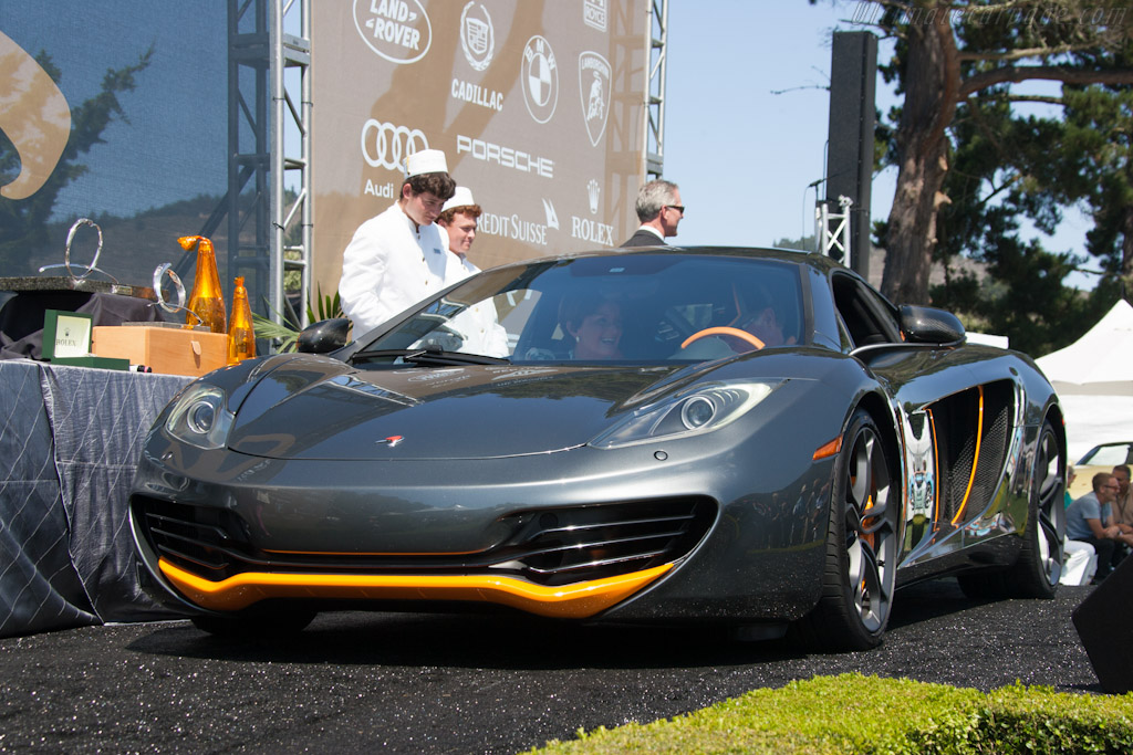 McLaren MP4-12C    - 2012 The Quail, a Motorsports Gathering