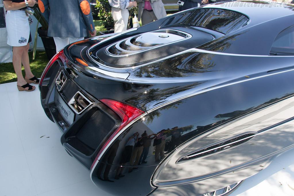 McLaren X1    - 2012 The Quail, a Motorsports Gathering