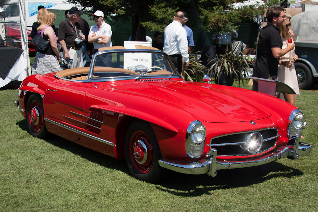 Mercedes-Benz 300 SL Roadster    - 2012 The Quail, a Motorsports Gathering