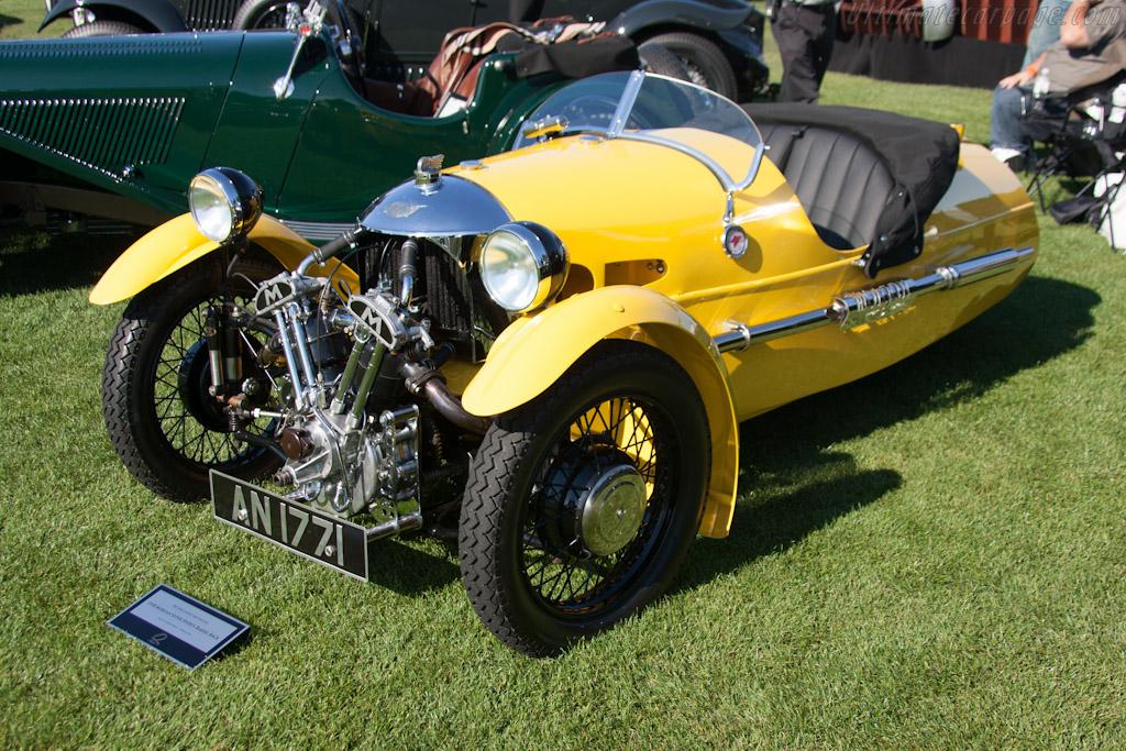 Morgan SS    - 2012 The Quail, a Motorsports Gathering