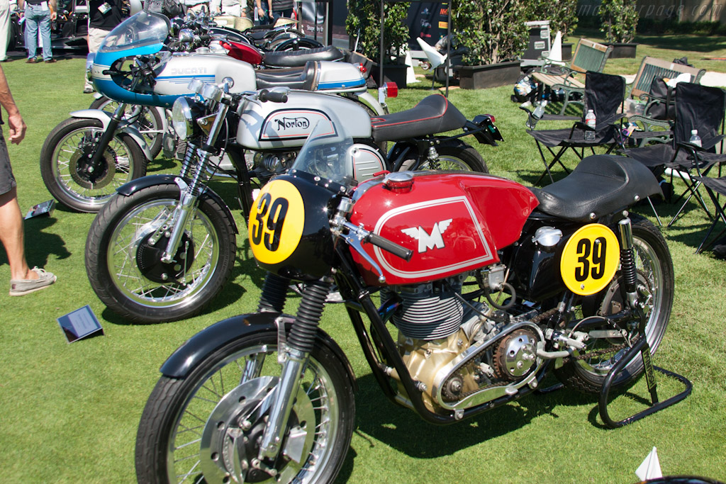 Motorcycles    - 2012 The Quail, a Motorsports Gathering