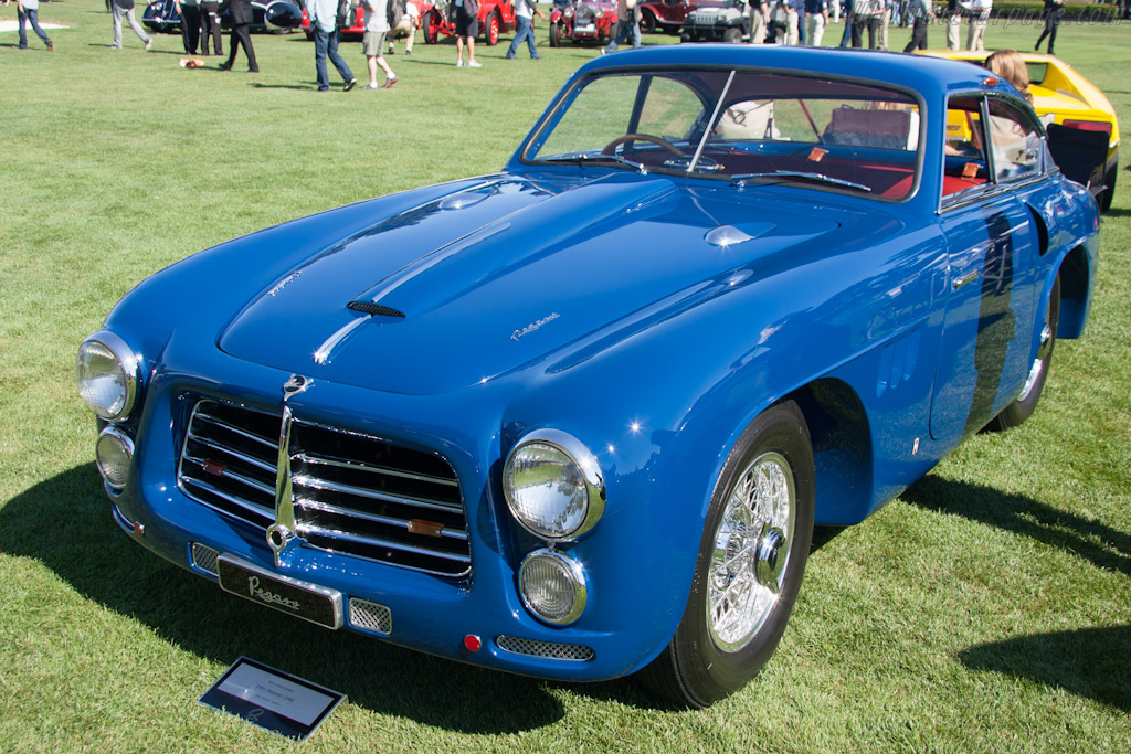 Pegaso Z102 - Chassis: 0102.153.0113   - 2012 The Quail, a Motorsports Gathering