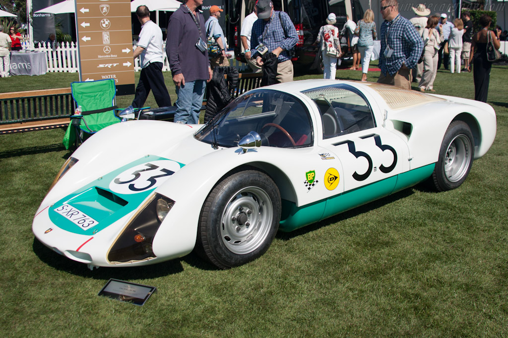 Porsche 906    - 2012 The Quail, a Motorsports Gathering