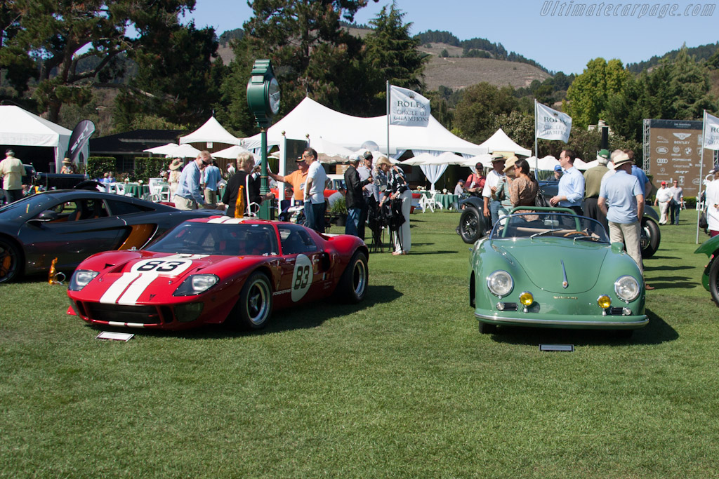 Rolex Circle of Champions    - 2012 The Quail, a Motorsports Gathering