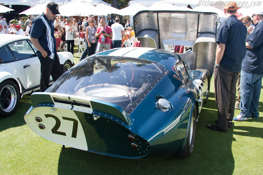 Shelby Cobra Daytona Continuation - Chassis: CSX7063   - 2012 The Quail, a Motorsports Gathering