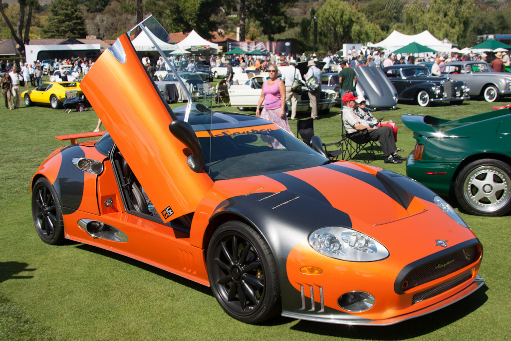 Spyker C8 Laviolette    - 2012 The Quail, a Motorsports Gathering