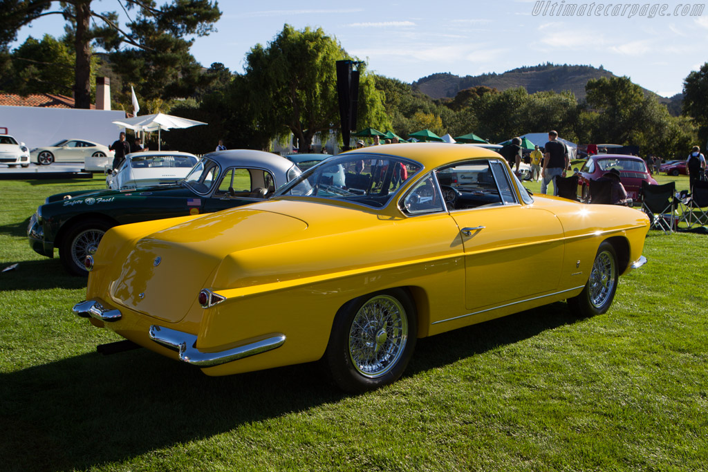 Alfa Romeo 1900C SS Ghia Coupe - Chassis: AR1900C 02037 - Entrant: Robert M. Lee  - 2013 The Quail, a Motorsports Gathering