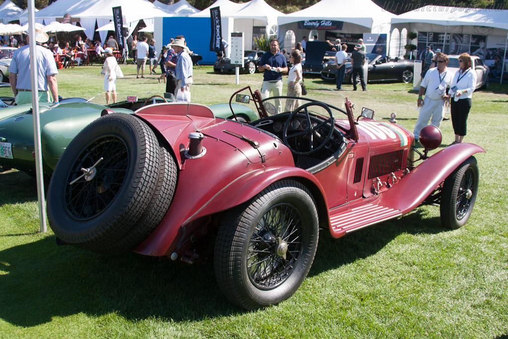Alfa Romeo 8C 2300 - Chassis: 2111033 - Entrant: Tom Price  - 2013 The Quail, a Motorsports Gathering