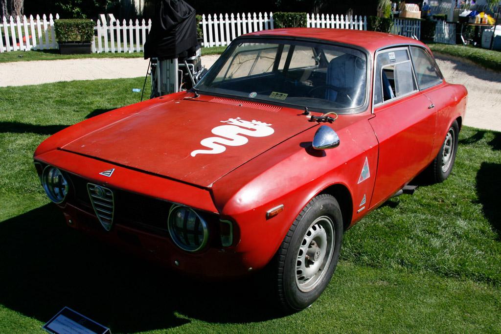 Alfa Romeo Giulia 1600 GTA Prototipo  - Entrant: Adrian Squadra Corse  - 2013 The Quail, a Motorsports Gathering